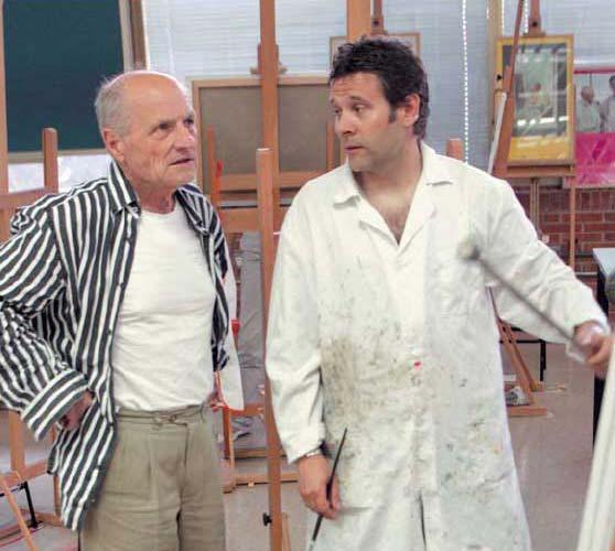Taller de Pintura Figurativa impartido por Antonio López y Juan José Aquerreta