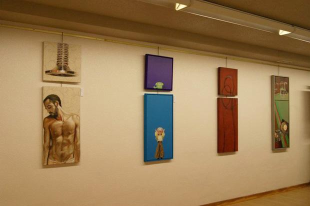 """Exposición colectiva en Ormolú """"Inspiración"""""""