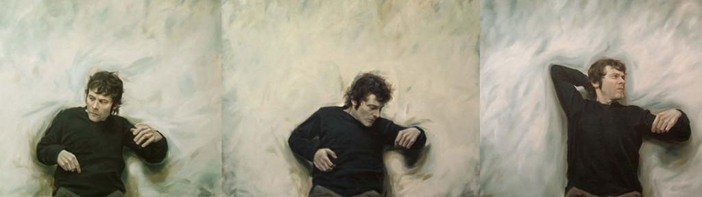 Juanjo Lazcano, autorretrato