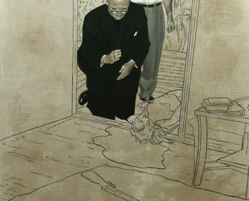 Oleo-lienzo 81x100