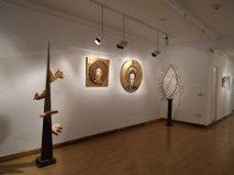 Galería de Arte San Antón.Pamplona. Exposición Colectiva.